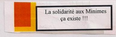 solidarite minimes comité Toulouse