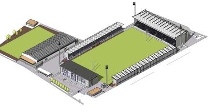 Projet Stade Arnauné
