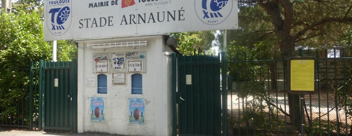 Le Stade Arnauné, ça avance …