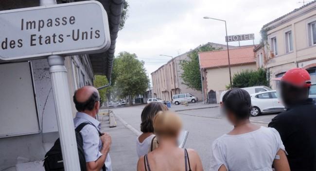 Impasses des Etats-Unis et de La Glacière: le Comité de Quartier demande l'extension de l'arrêté contre les nuisances liées à la prostitution.
