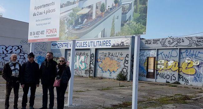 Barrière de Paris : un quartier inquiet pour son avenir.
