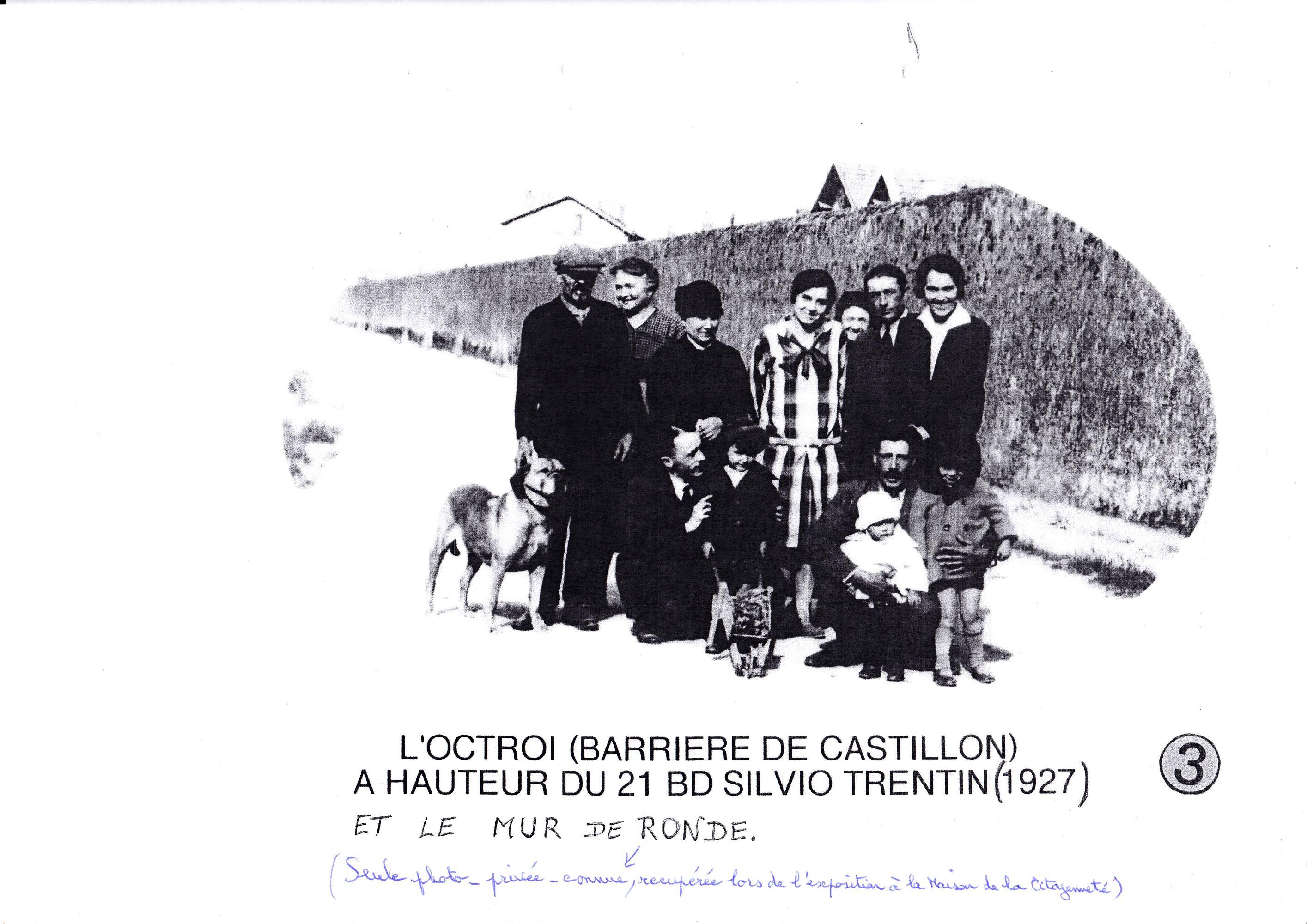 l'Octroi et le mur de ronde 1927_R2