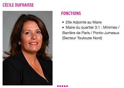 Cecile Dufraisse