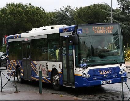 Bus ligne 15