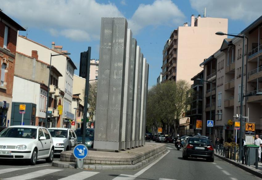 Metro Claude Nougaro Toulouse