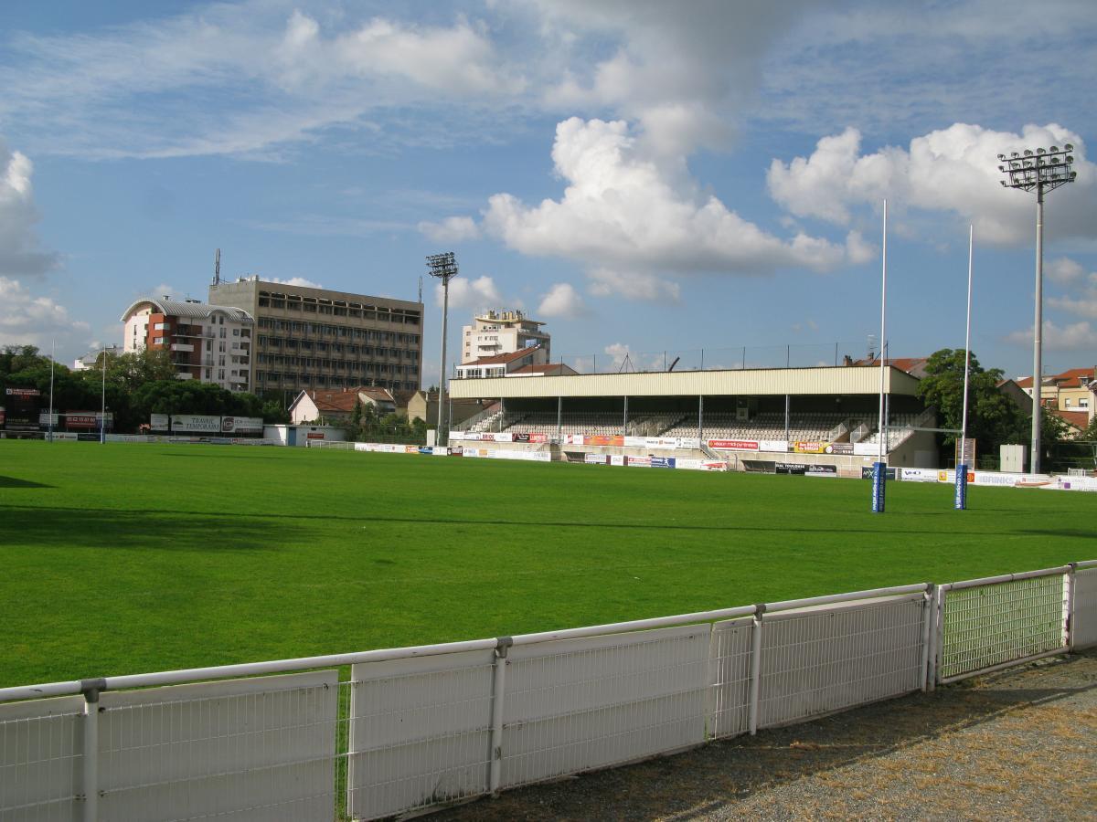 Stade Arnauné - Rugby à XIII
