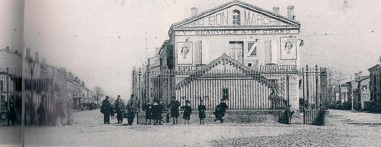 Barrière de Paris