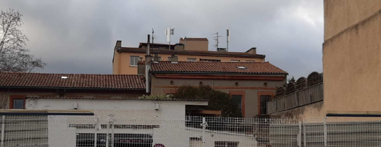 maison antenne