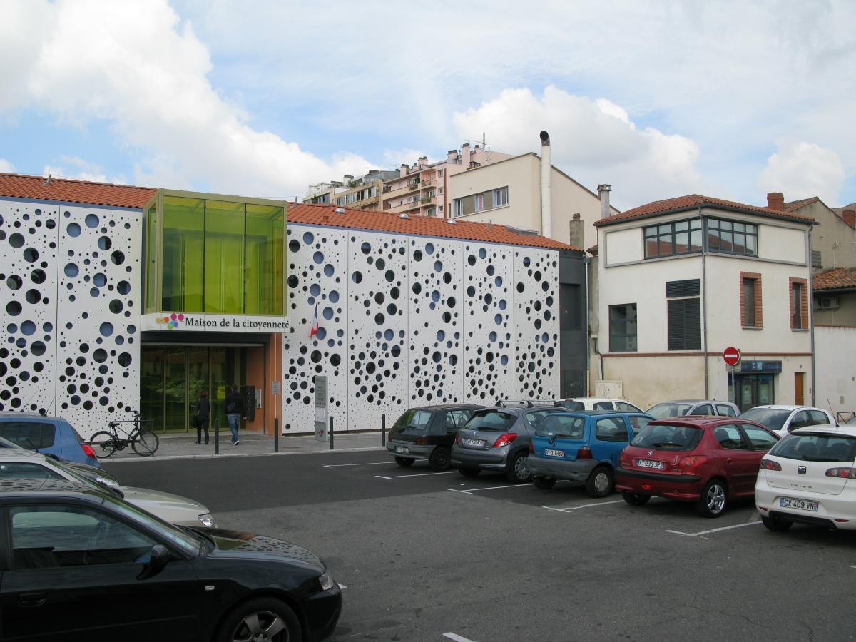 Maison de la citoyenneté Secteur 3 Toulouse