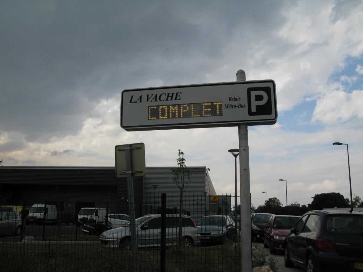 Parking la Vache